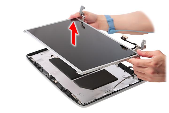 Замена матрицы для ноутбука своими руками